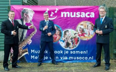 Musaca: nieuwe samenwerking muziekonderwijs